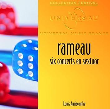 Rameau: Six concerts en sextuor-Britten: Simple symphony