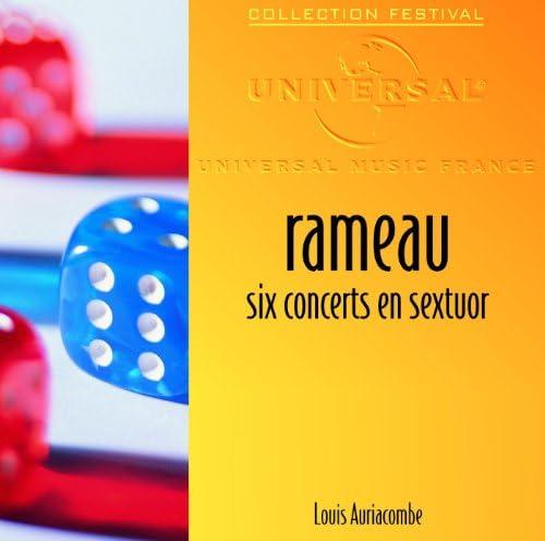 Karl Ristenpart, Louis Auriacombe, Chambre De La Sarre & Orchestre De Chambre De Toulouse