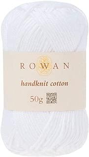 Rowan Handknit Cotton DK Yarn Bleached 263