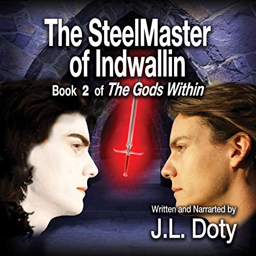The Steelmaster of Indwallin audiobook cover art