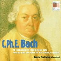 6 Sonatas for Harpsichord by C.P.E. Bach