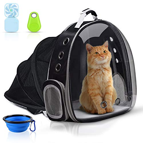 Pet Carrier Backpack [Exclusive Bundle Deal] -...