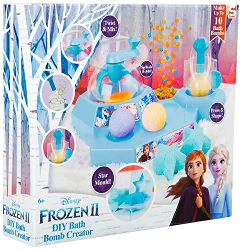 Sambro DFR2-2162 - Badbomben Station, tot 10 badballen zelf maken, Disney Frozen II