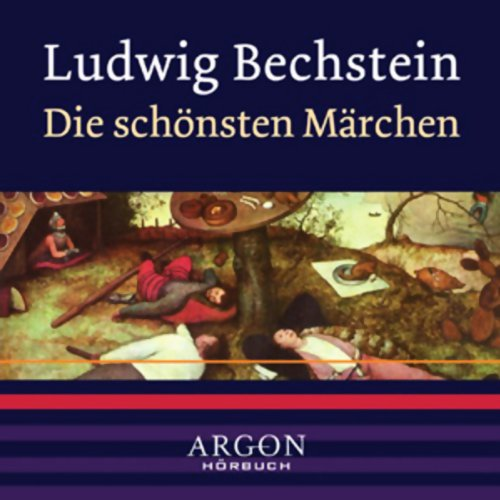 Bechstein - Die schönsten Märchen audiobook cover art
