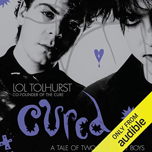 Cured audiobook cover art