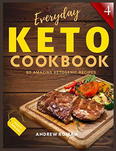 Everyday Keto Cookbook by Andrew Roman ebook deal