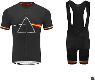 Uglyfrog 2019 Nuevos Diseños Especiales Deportes y Aire Libre Ropa de Bicicleta Hombre MTB Traje de Ciclismo Manga Corta Maillot+Pantalones Cortos Equipación de Ciclista ESH19DJT07