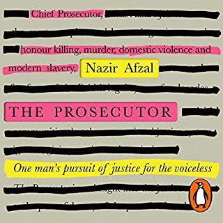 The Prosecutor cover art