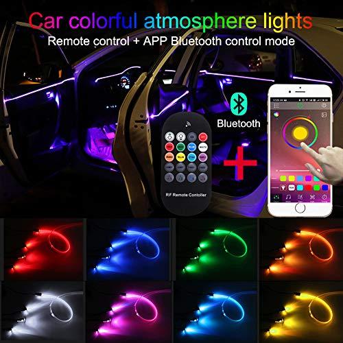 /Éclairage int/érieur /à LED Aiguozer/® Avec 48 LED /Éclairage pour voiture