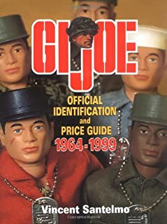 Gi Joe: Official Identification and Price Guide 1964-1999 (Collectibles)