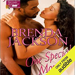 One Special Moment audiobook cover art