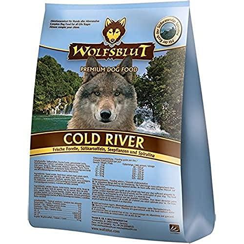 Wolfsblut - Cold River - 2 kg - Forelle - Trockenfutter - Hundefutter - Getreidefrei