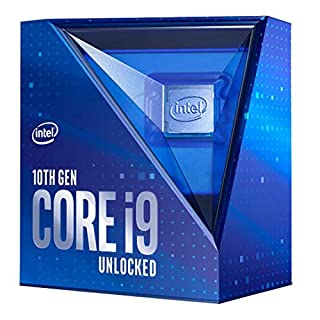 Intel® Core i9-10850K Desktop Prozessor 10 Kerne bis zu 5,2 GHz entsperrt LGA1200 (Intel® 400 Series Chipsatz) 125W (B08DHRG2X9) | Amazon price tracker / tracking, Amazon price history charts, Amazon price watches, Amazon price drop alerts