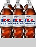 Pepsi Light 1.75L - Refresco de Cola sin Calorías - Pack de 6