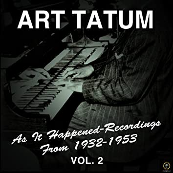 As It Happened: Recordings from 1932-1953, Vol. 2