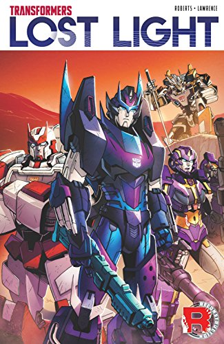Transformers: Lost Light Vol. 1 (English Edition)