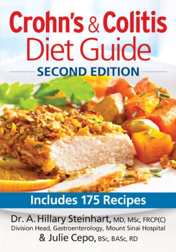 Crohn's and Colitis Diet Guide: Includes 175 Recipes