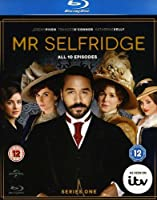 Mr Selfridge: Season One TV Series [Blu-ray] [Import]