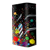 Skin Decal Vinyl Wrap for Smok T-Priv Vape Stickers Skins Cover/Colorful Paint Splatter