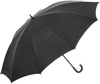 UVION 直径160cmのビックサイズ 長傘 ブラック