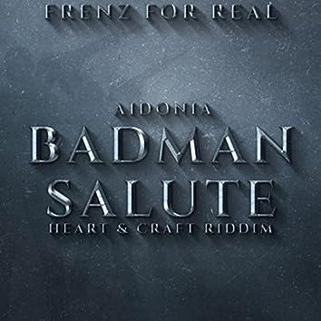 Badman Salute - Single