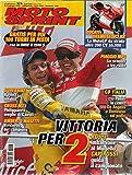 Motosprint Moto Sprint 23 del giugno 2006 Ducati Desmosedici RR - Piaggio MP3