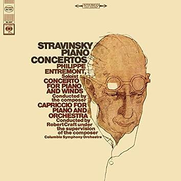 Stravinsky: Piano Concertos