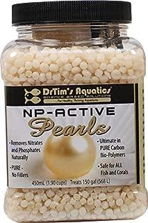 DrTim's Aquatics 022177 Np-Active Pearls Aquarium Treatment Pearl.150Ml