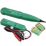 HG® Kabeltester Kabelfinder Kabelsucher Leitungssucher Wire Tracker Leitungsdetektor für die Kollation des netzwerk kabels Telefonkabel Durchgangsprüfung Schwache Batterieanzeige