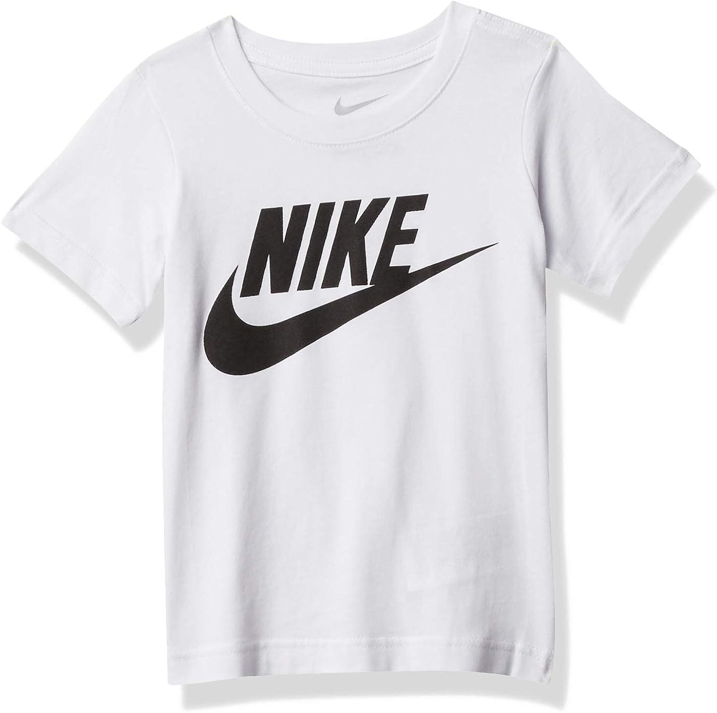 Nike Kids Baby Boy's Short Sleeve Graphic T-Shirt (Toddler)