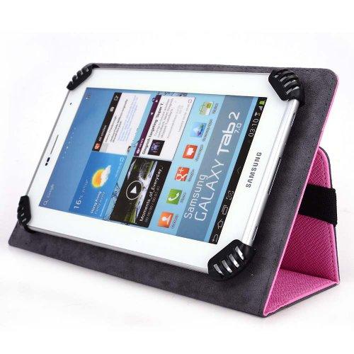 "Kocaso 7"" Tablet Case - UniGrip Edition - Pink"