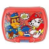 Paw Patrol Sandwichera Premium De La Patrulla Canina 'comic' - Bolsas Térmicas, color Multicolor, 150 g