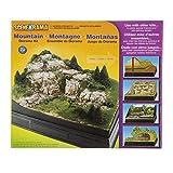 Woodland Scenics Karton Diorama Kit Mountain -