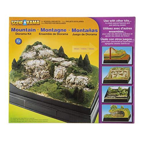 Woodland Scenics - Juego de Diorama Montañas (SP4111 )