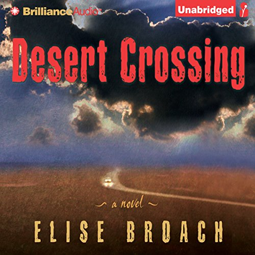 Desert Crossing audiobook cover art