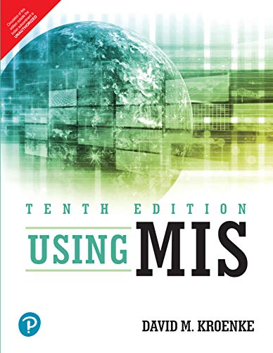 Price comparison product image Using MIS,  10ed