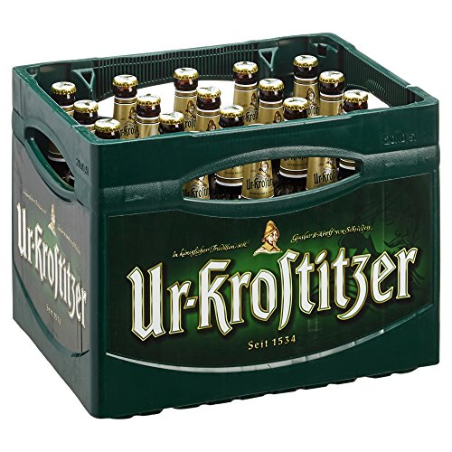 Ur-Krostitzer feinherbes Pilsner Pils MEHRWEG (20 x 0.5 l)