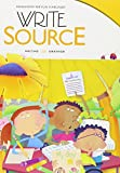 Write Source: Student Edition Hardcover Grade 2 2012