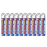 ACDelco 10-Count AAAA Batteries, Maximum Power Super Alkaline Battery, Use for Glucose Meters and Blood Monitors, 10-Year Shelf Life