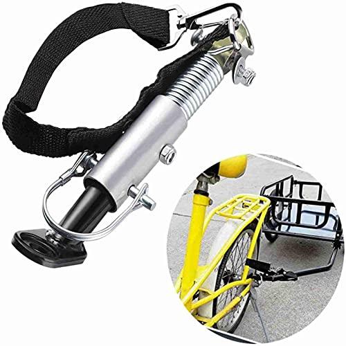 CYTT123 Baby Pet Debris Bicycle Trailer Accessories Cabeza de Tractor, Conector de Conector de Trailer de Bicicleta Conector de Acero de liberación rápida 1