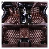 FußMatten Auto Leder Benutzerdefinierte Auto Auto Stock Fuß Matte for Mercedes Benz E C GLA GLE GL CLA ML GLK CLS S R A B CLK SLK G...