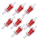 Valvula de retencion - SODIAL(R) 8 piezas valvulas de...