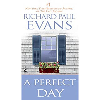 A Perfect Day audiobook cover art