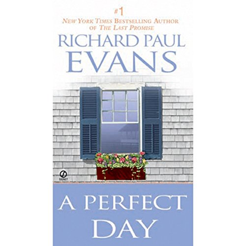 A Perfect Day                   By:                                                                                                                                 Richard Paul Evans                               Narrated by:                                                                                                                                 David La Graffe                      Length: 7 hrs and 37 mins     66 ratings     Overall 4.7