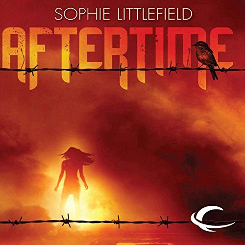 Aftertime audiobook cover art