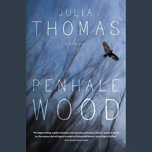 Penhale Wood audiobook cover art