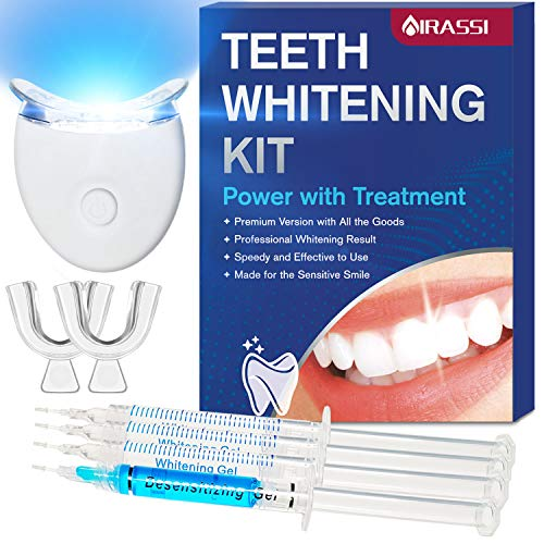 Teeth Whitening Kit | Premium Teeth Whitening Kit - Effectively Removes Stains Without Pain or Sensitivity