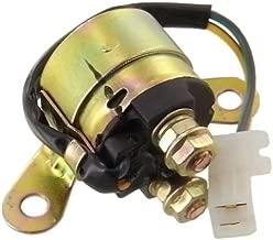 New Starter Solenoid Relay Replacement For Suzuki VS700 VS750 VS800 VS800GL VS800GLV Intruder 1986 1987 1988 1999 2000 2001 2002 2003 2004 2005 2006 2007 2008 2009 31800-15501 31800-15500