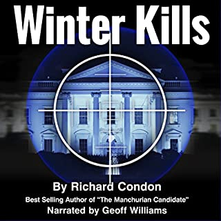 Winter Kills audiobook cover art