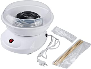 ANTEHOME ZHM7003 Cotton Candy Maker, Hard & Sugar-Free Candy Floss Machine | Retro Style, Homemade Cotton Candy for Kids